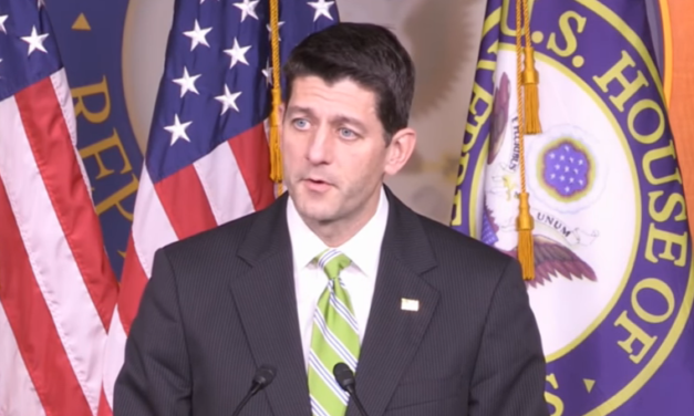 Ryan: 'We're going to be living with Obamacare for the foreseeable future'