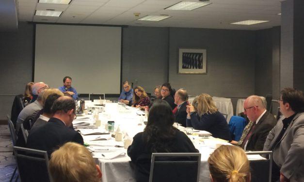 DHS administrators update LTC Advisory Council