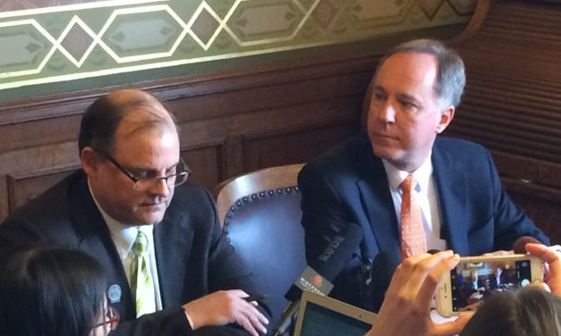 Vos 'in general' supports Republican healthcare proposal, opposes medical-aid-in-dying bill