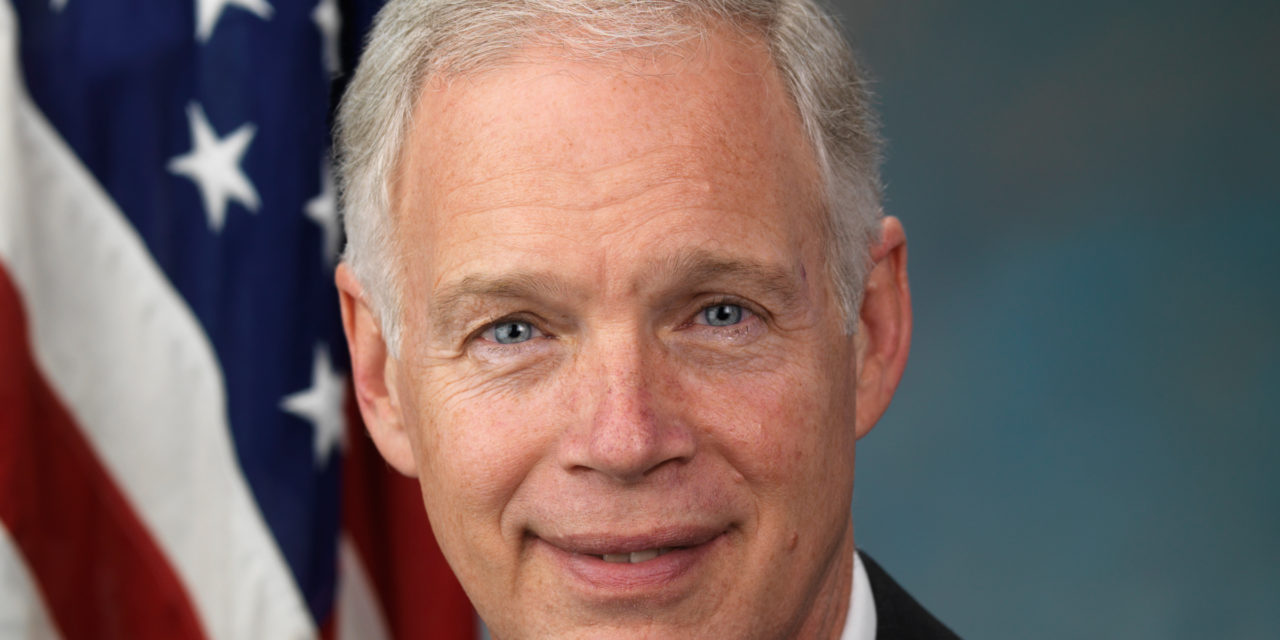 Sen. Ron Johnson, R-Wis., talks healthcare reform