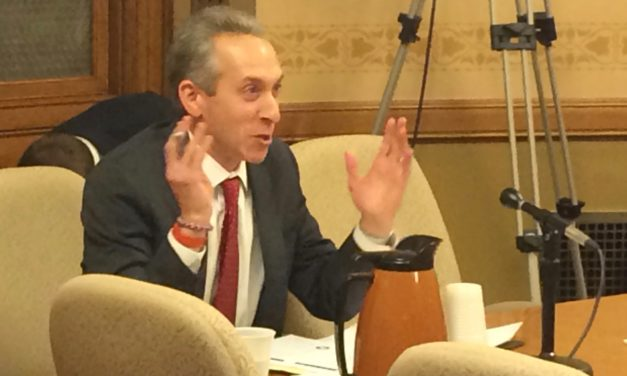Heifetz to resign as Medicaid director