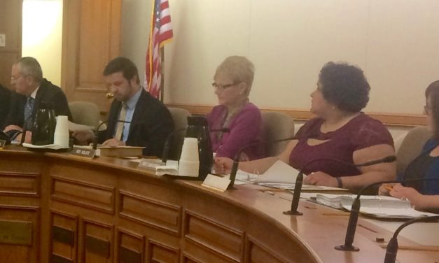 State health plan abortion bill clears health committee
