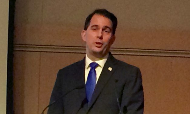 Walker officially asks for Medicaid changes