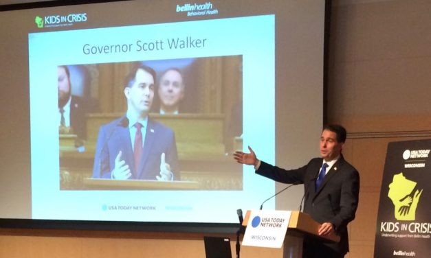Walker expects lawmakers to back budget's mental health provisions