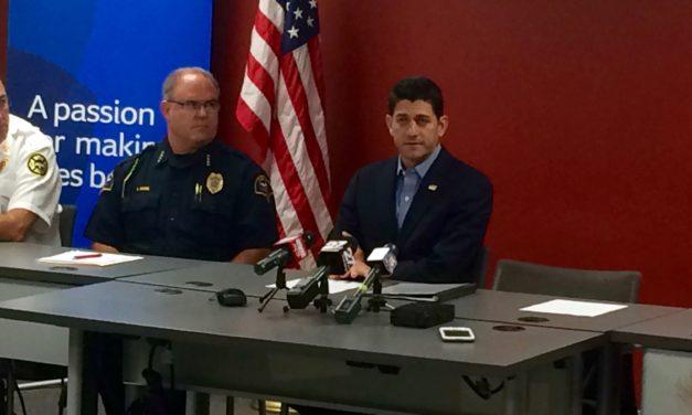 Ryan touts grants to address opioid epidemic