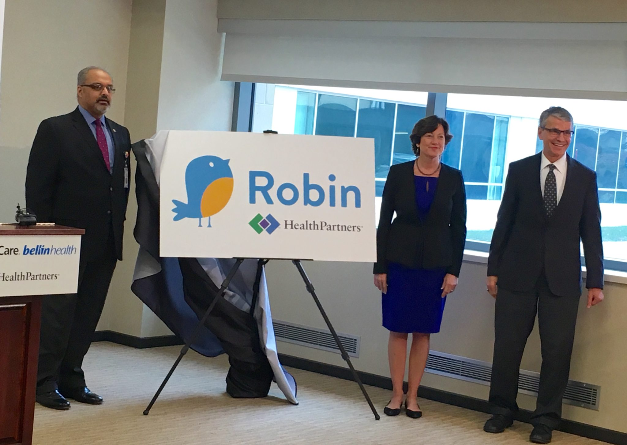 Robin with HealthPartners - Wisconsin Health News