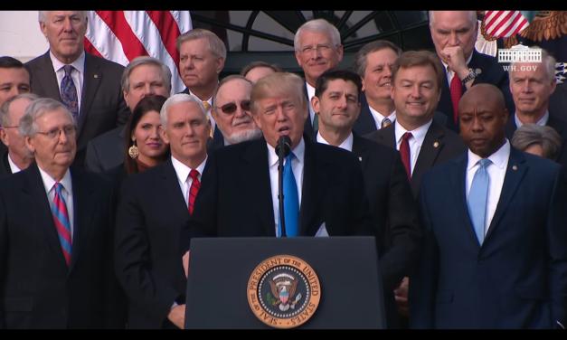 Individual mandate repeal heads to Trump's desk