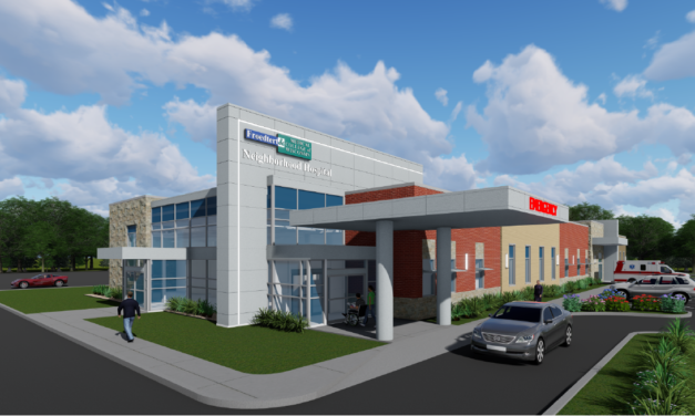 Froedtert and the Medical College of Wisconsin plan micro hospital in Mequon