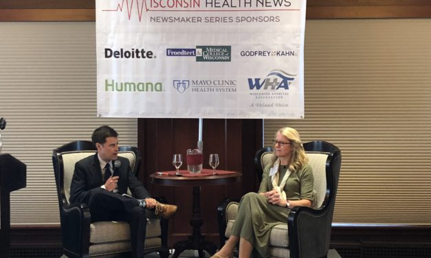 Gostout talks Epic implementation, rural healthcare