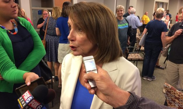 Pelosi: Expand coverage through the Affordable Care Act