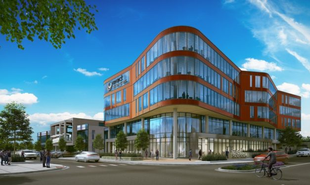 Exact Sciences starts construction on new headquarters