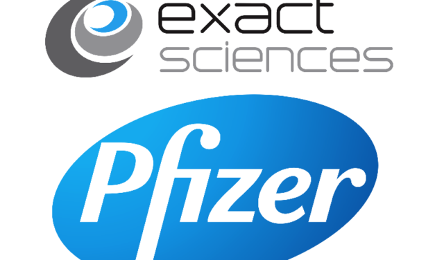 Exact Sciences partners with Pfizer