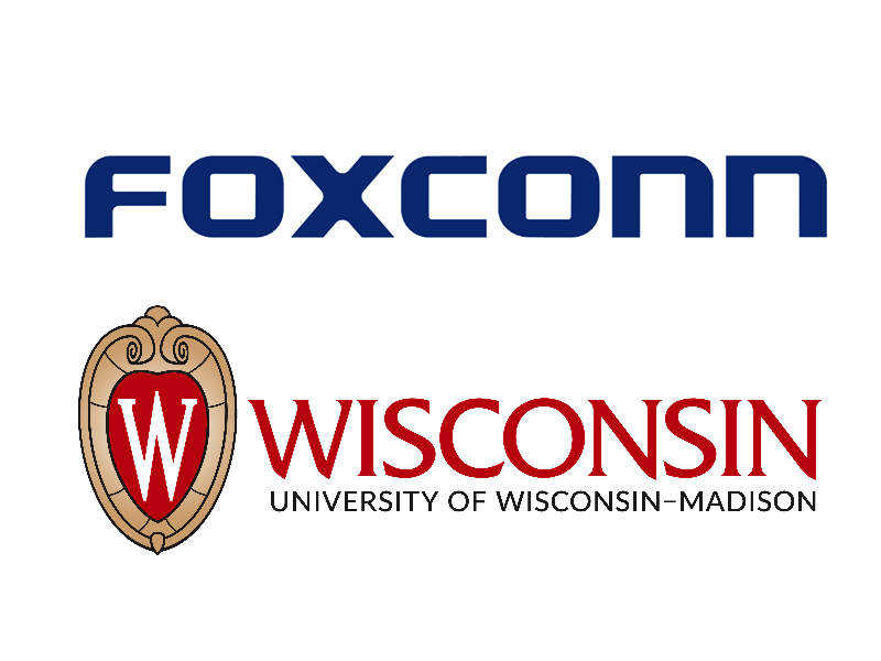 Foxconn's Madison building to support health research efforts