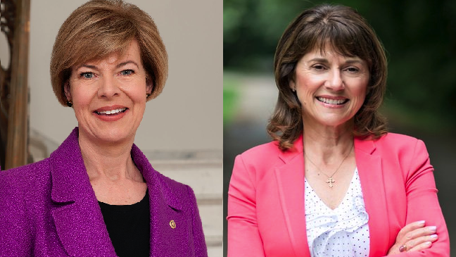Baldwin, Vukmir clash on future of healthcare