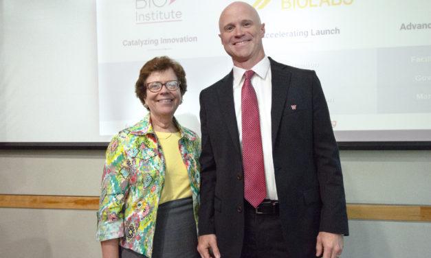 UW's biomanufacturing effort aims to create 'entrepreneurial mindset'