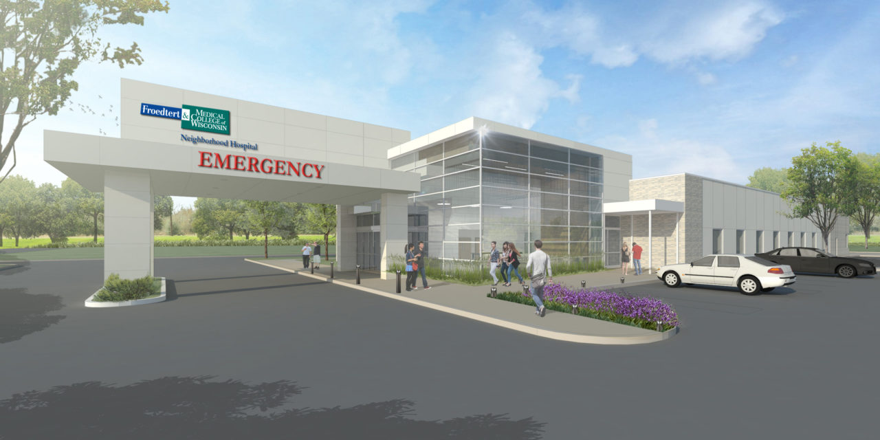 Froedtert & MCW plans new hospital in Oak Creek