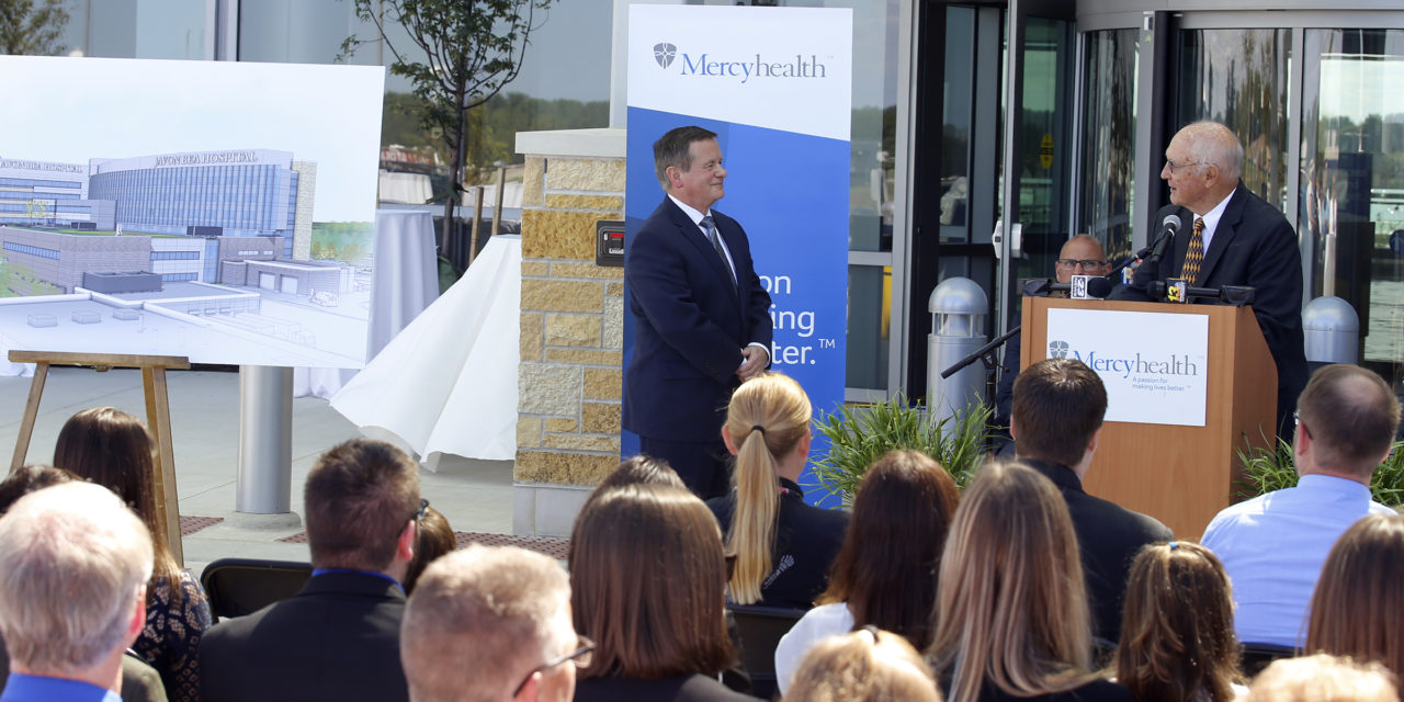 Mercyhealth to name new Rockford hospital after CEO Javon Bea