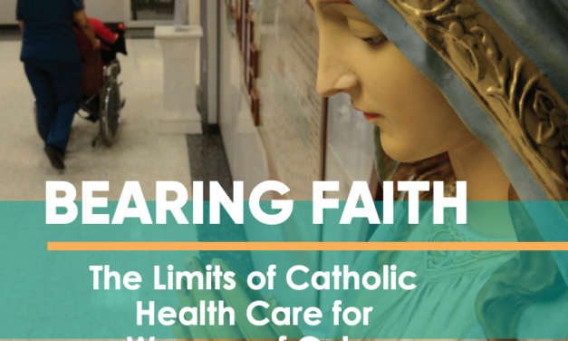 Report: Catholic healthcare limits reproductive care for women of color in Wisconsin