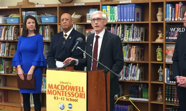 """Evers plans to change state's """"stance"""" on ACA lawsuit"""