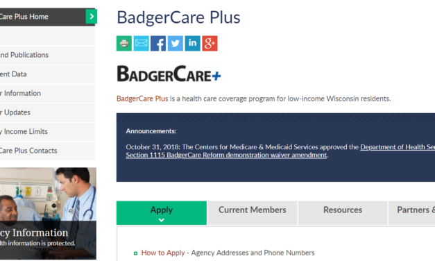 BadgerCare Plus continues to fall