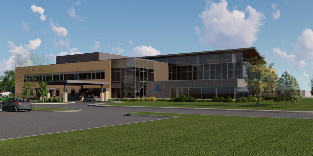 Ascension breaks ground on Mount Pleasant facility