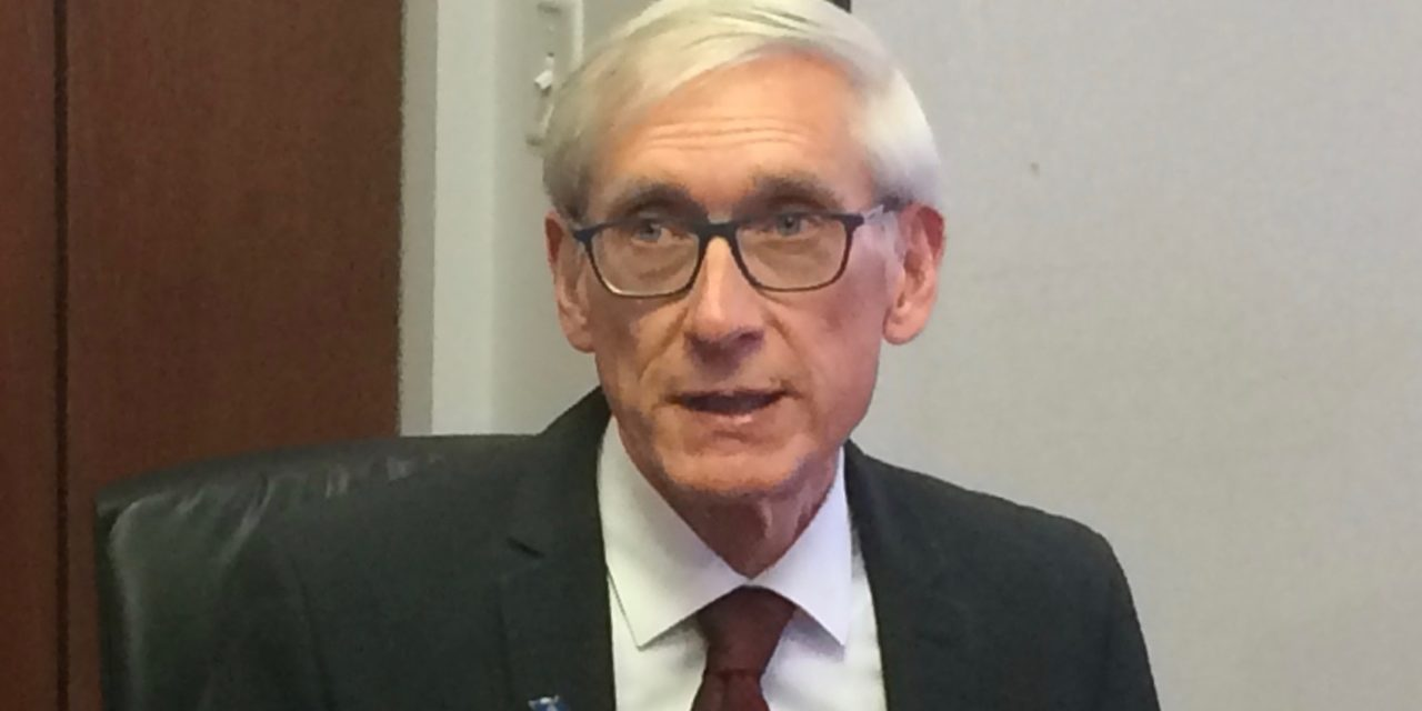 Evers vetoes abortion-related bills
