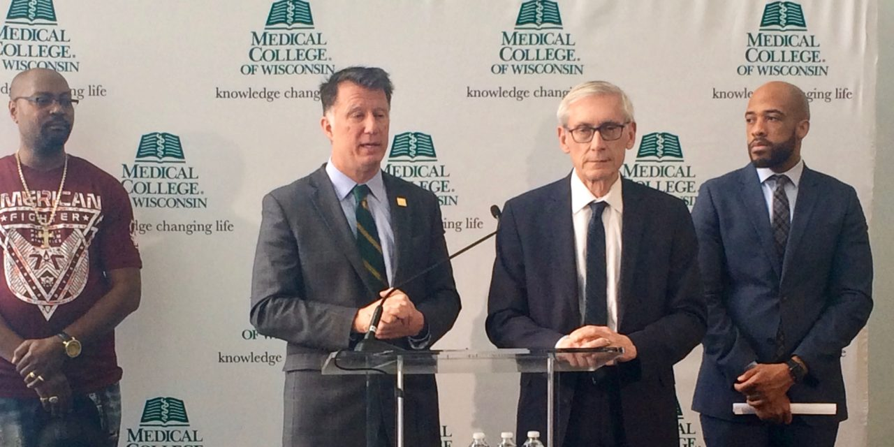 Evers proposes $15 million for MCW cancer center
