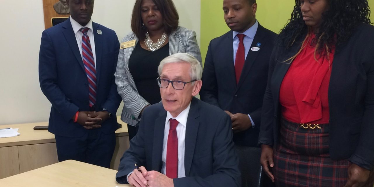 Evers calls for passage of insulin bill