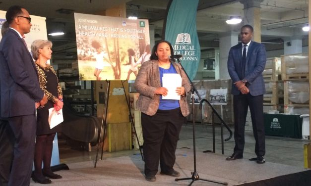 MCW, Greater Milwaukee Foundation choose site for social determinants work