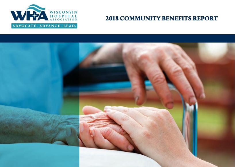 Report: Wisconsin hospitals provide $1.8 billion in community benefits