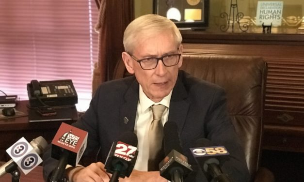 Evers vows to 'fight like hell' for Medicaid expansion