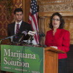 Legislation would legalize marijuana