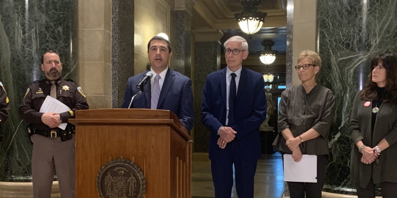 Kaul, Evers announce lawsuit against Purdue Pharma