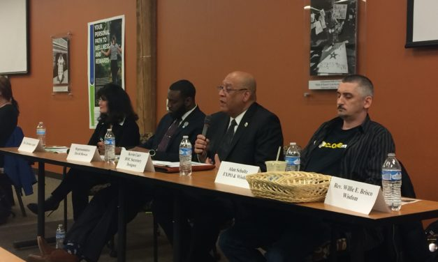 Panel: More support needed for those with mental health needs in criminal justice system