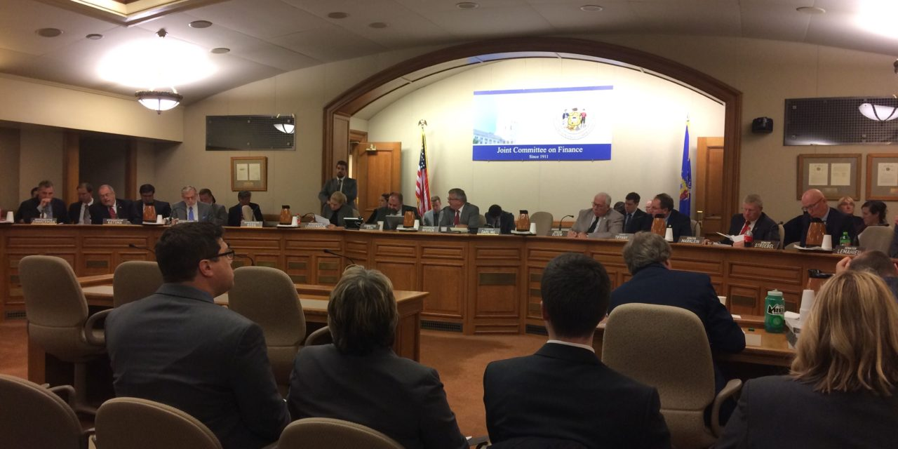 Budget committee acts on homelessness, clean drinking water