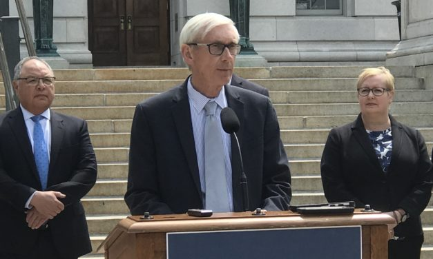 Evers announces plan to bolster enrollment outreach