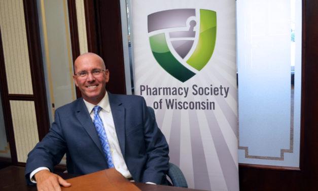 Pharmacy Society of Wisconsin CEO passes
