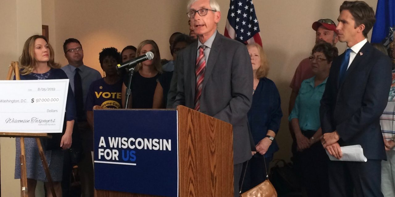 Evers orders schools to close to contain spread of new coronavirus