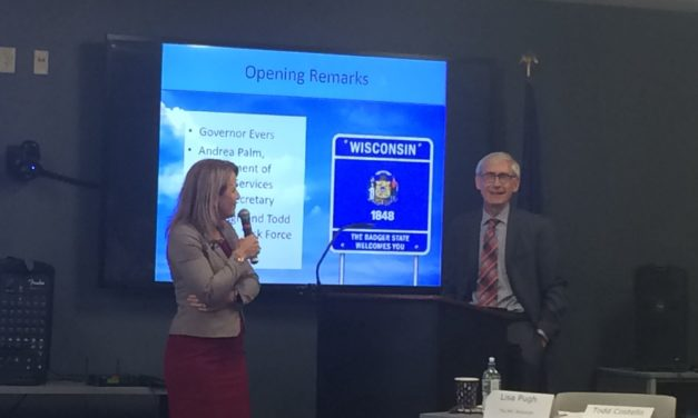 Evers: 'Pressure's on' for caregiving task force