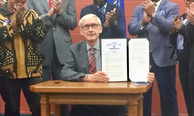 Evers signs off on student mental health bills