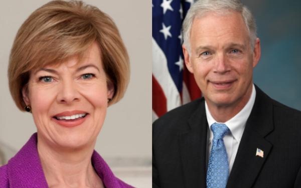 Wisconsin's two senators back COVID-19 bill