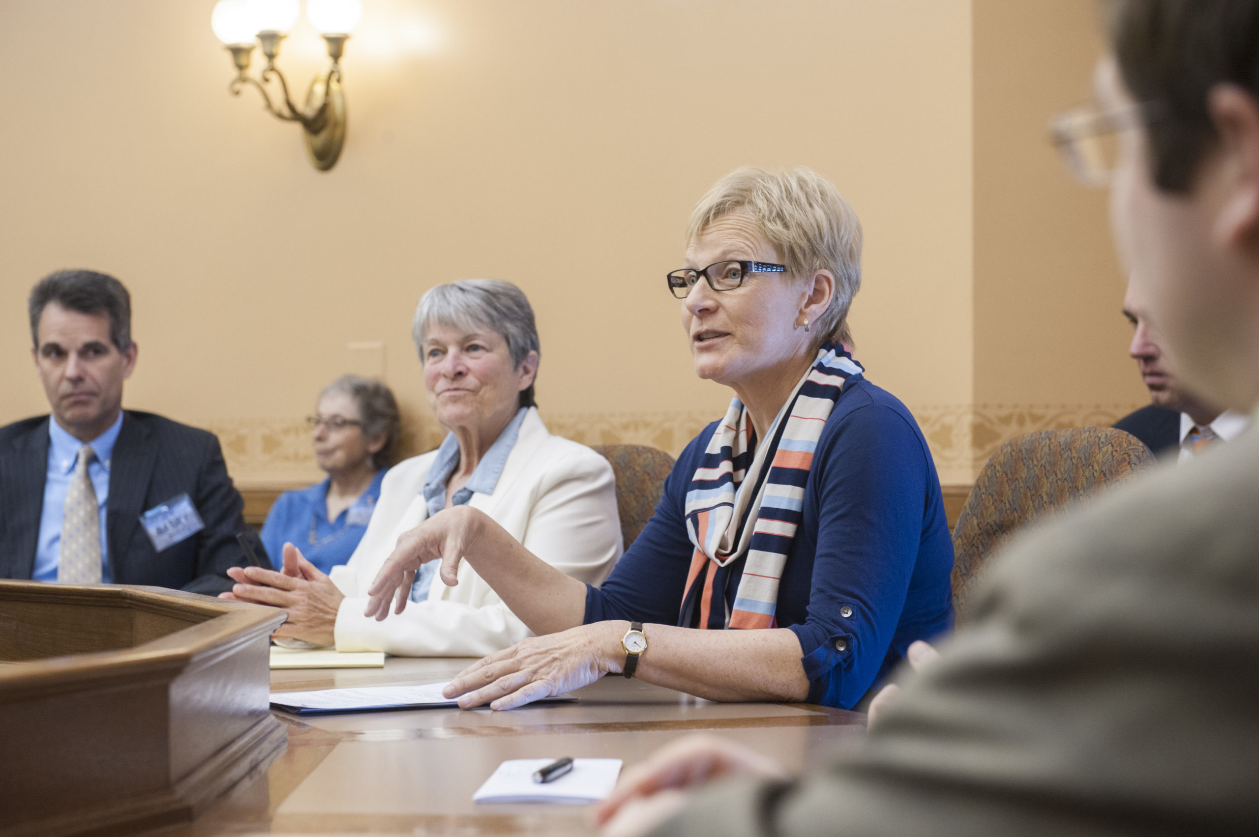 Kolste reflects on legislative work