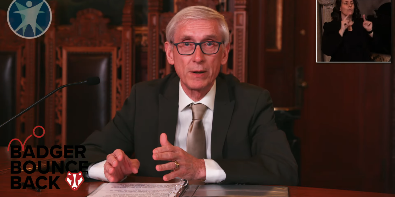 Public health emergency declaration ends as Evers allows small retailers to again offer in-person shopping