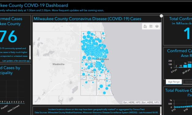 Milwaukee officials look to model potential surge in COVID-19 patients