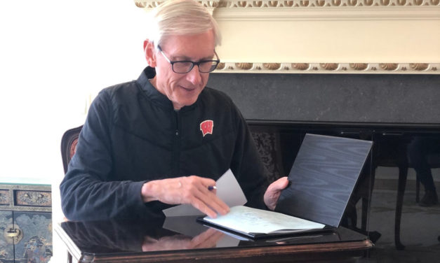 Evers signs COVID-19 response bill, qualifying state for additional Medicaid dollars