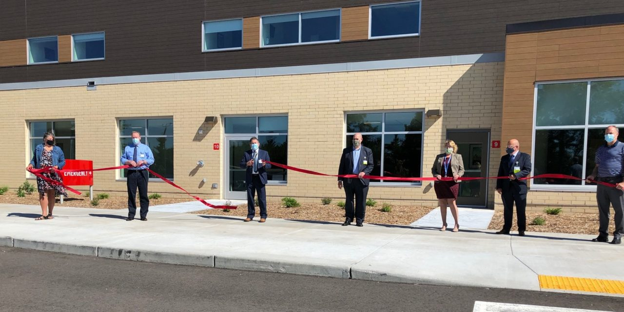 Marshfield Medical Center-Minocqua opens