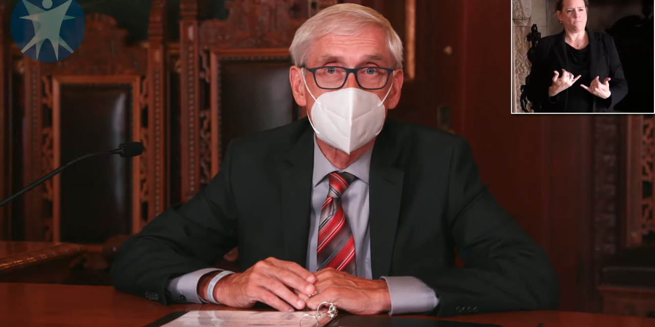 Evers declares new public health emergency, issues mask mandate