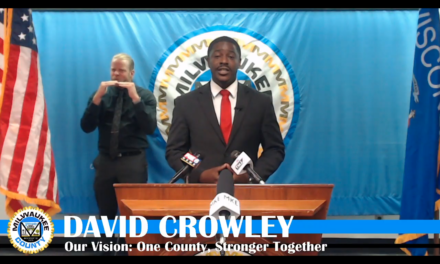 Crowley sets goal of making Milwaukee County the healthiest county in the state