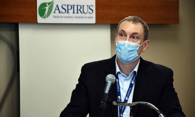 Aspirus CEO Heywood talks growing health system, COVID-19 vaccination rollout