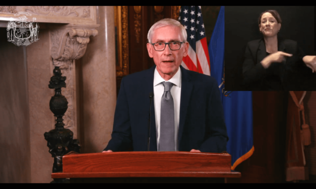 Evers unveils COVID-19 bill